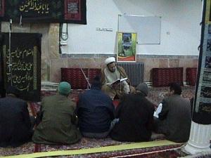 دوره قرآن در خراشاد