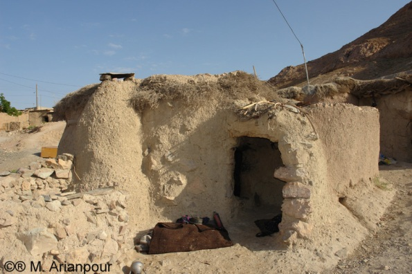 نمونه ای دیکر از خانه های ماخونیک (م. آرین پور)