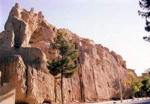 قلعه قدیمی نهبندان