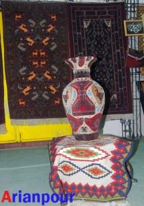 نمایشگاه صنایع دستی - بیرجند
