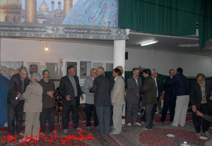 بدرقه �جاج اهل خراشاد - �سینیه خراشاد- 27 آبانماه 87