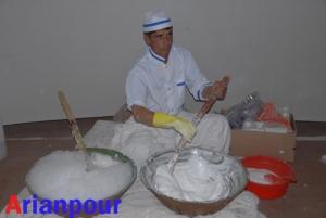 مراسم سنتی کف زنی - نمایشگاه میراث فرهنگی - بیرجند