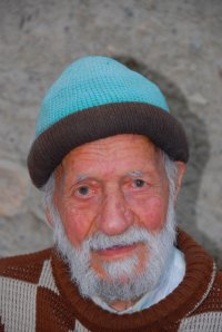 An Old man - Khorashad Village