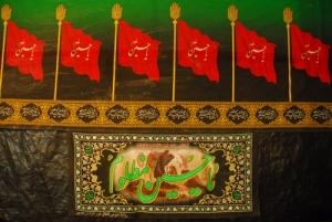 مراسم علم بندان - بیرجند- دیماه 87