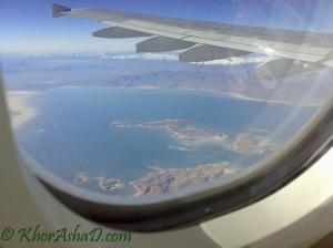 آخرین تصویری که از ایران گرفته ام - دریاچه ارومیه