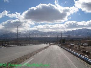 بلوار صیاد شیرازی