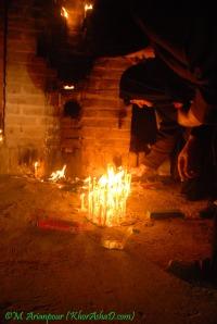 شام غریبان- بیرجند- 1387