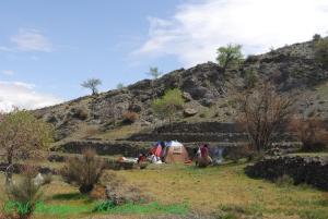 سیزده بدر - روستای نارمنج و بند دره - بیرجند